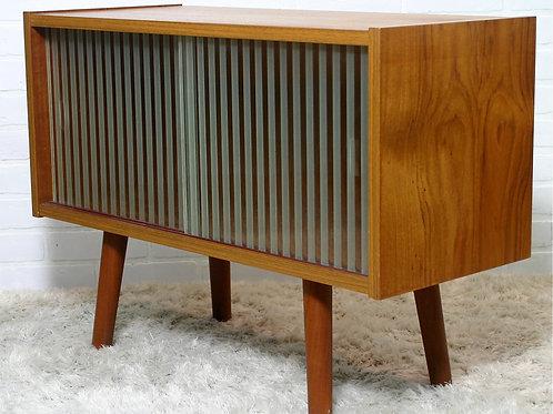 teak cabinet (sold)