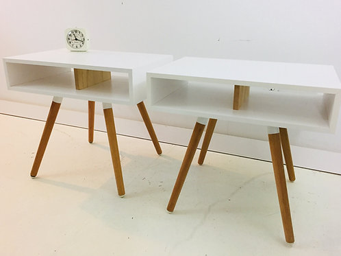 upcycled sde tables (sold)