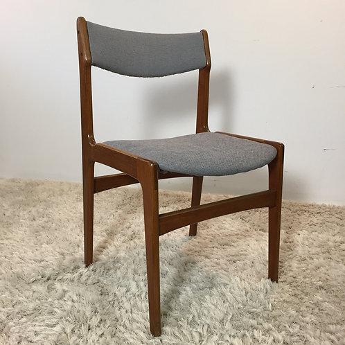 teak chair (sold)