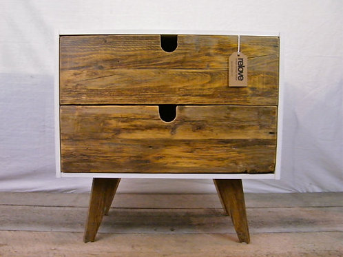side table - two drawers (made to order)