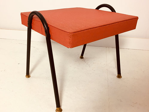 vintage footstool (sold)