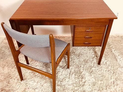vintage teak desk (sold)