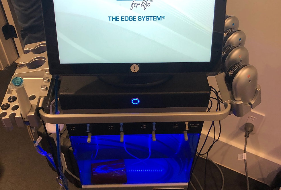 Edge Systems Hydrafacial MD Elite