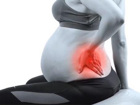Dolores de espalda en el embarazo