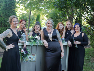 Selecting Your Maid of Honor & Bridal Party