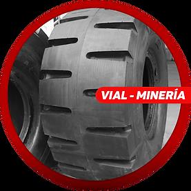 reconstrucción vial minería
