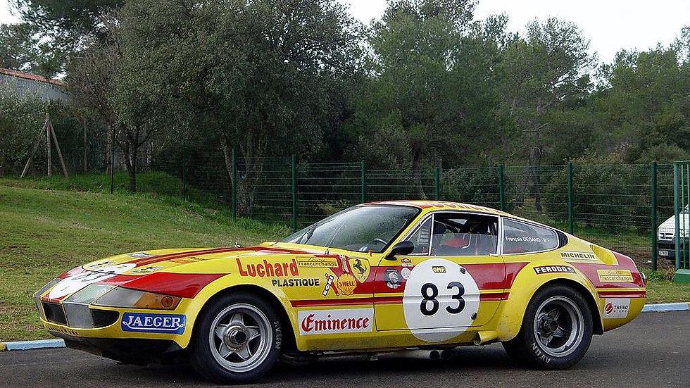 Ferrari 365 GTB4 GR4