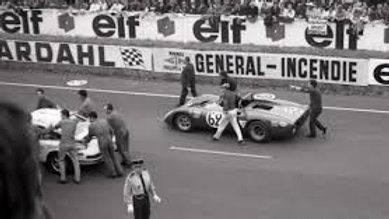 NOMAD V8 BRM Le Mans