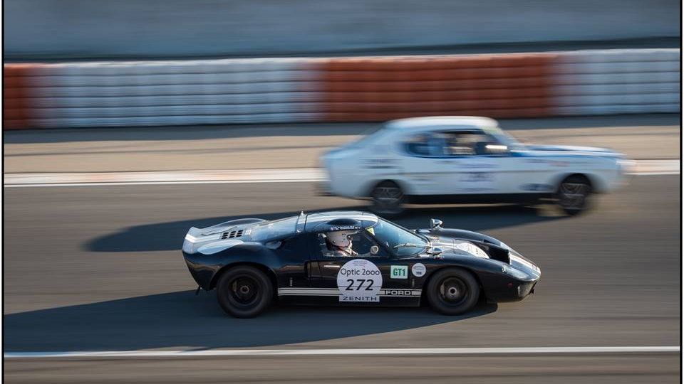 FORD GT 40 P/1088