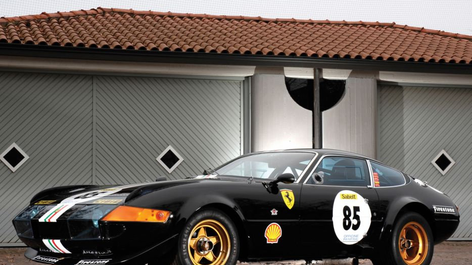 Ferrari 365 GTB 4 GR 4