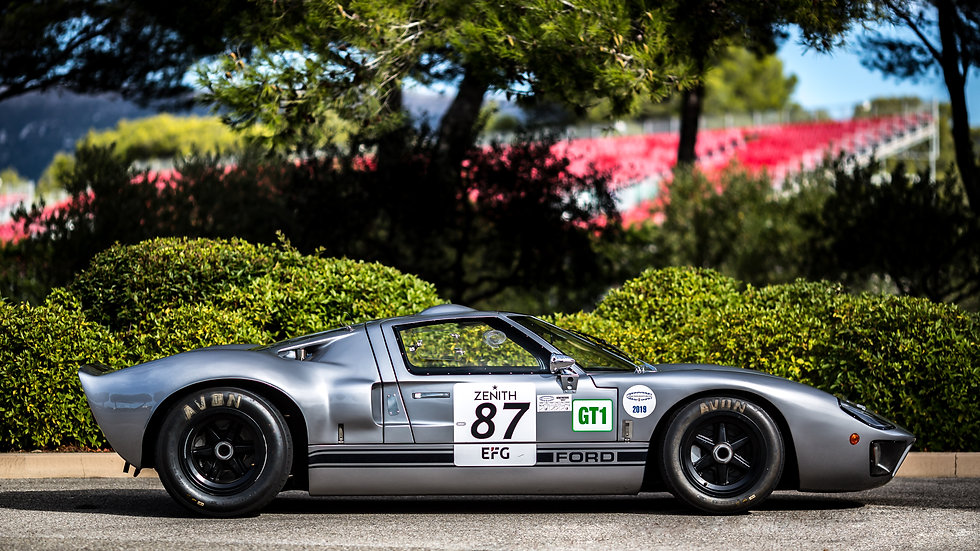 1969 FORD GT 40 P1087