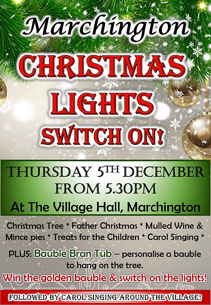 christmas lights switch on poster_page-0