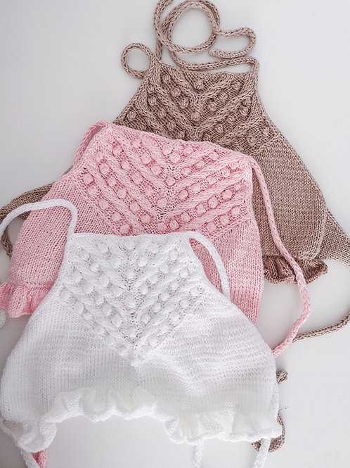 Woolanka for baby|Top boho