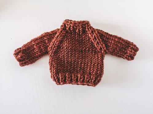 Woolanka for baby|Sweterek dla lalki