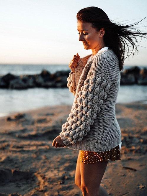 Raspberries Sweater