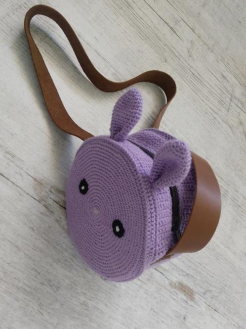 Torebka Woolanka for baby Bunny