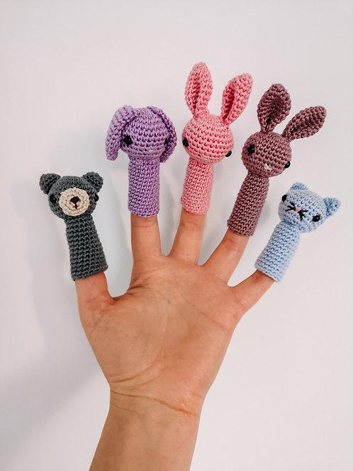 Woolanka for baby|Pacynki dla dziewczynki
