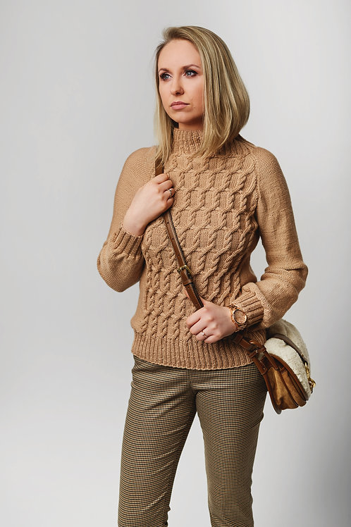 Sweter Cashmere Cozy