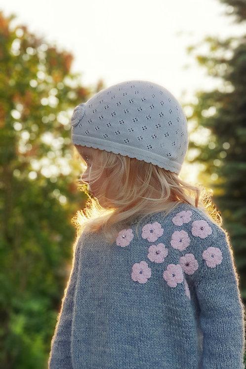 woolanka for baby|Sweterek Little Chic