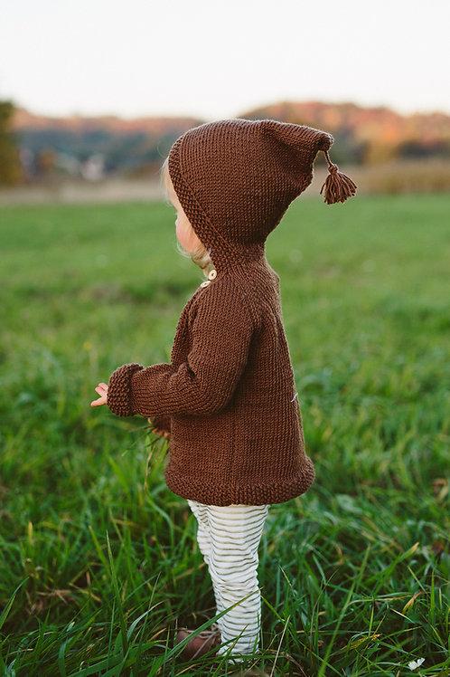 woolanka for baby|Sweterek Hoody