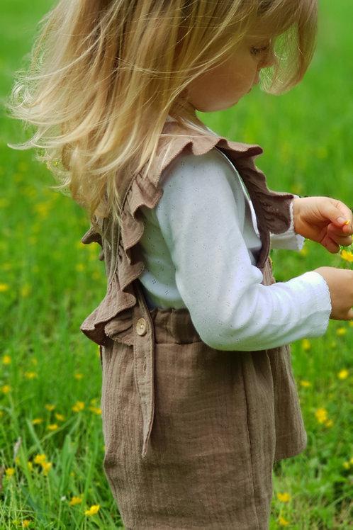 woolanka for baby|Spódniczka z szelkami Everyday