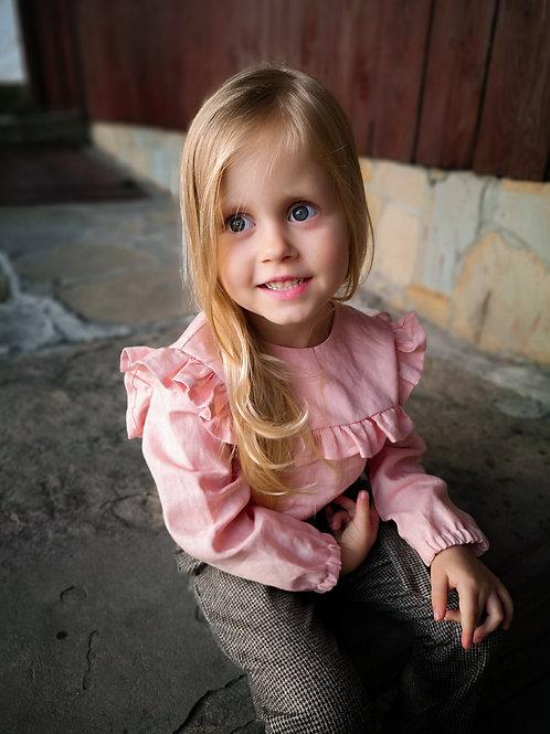 woolanka for baby|Bluzeczka Linen Sweet