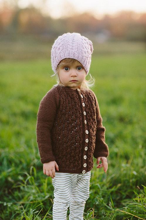 woolanka for baby|Sweterek My Miracle