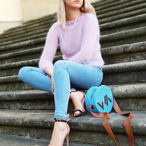 Sweterek Luxury Mohair