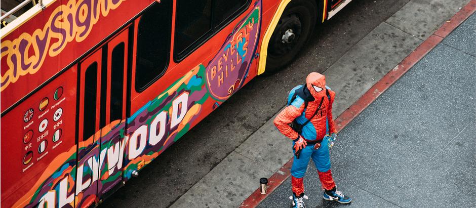Warum Superhelden schlechte Vorbilder sind