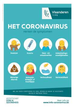 Corona symptomen