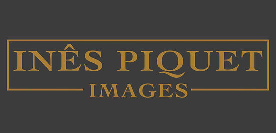 Ines Piquet Images Logo (gray background