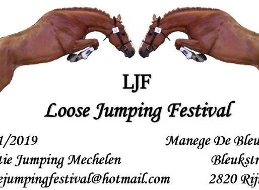 Fotografie Loose Jumping Festival Bleukhoeve
