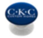 Blue Logo Popsocket Mockup.png