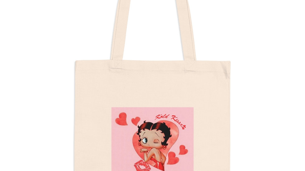 Betty Kisse$ Tote Bag