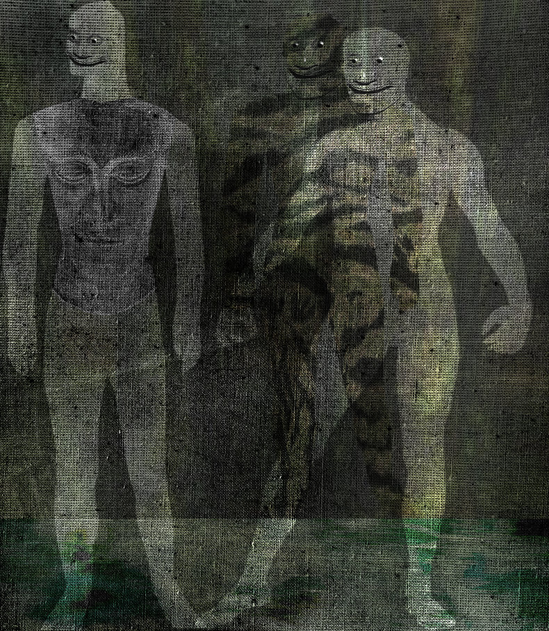 Graniny Gorki Lab (we wear the armour of