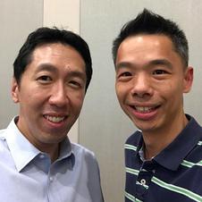 吳恩達 Andrew Ng