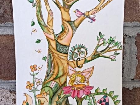 Fairy Illustration Project