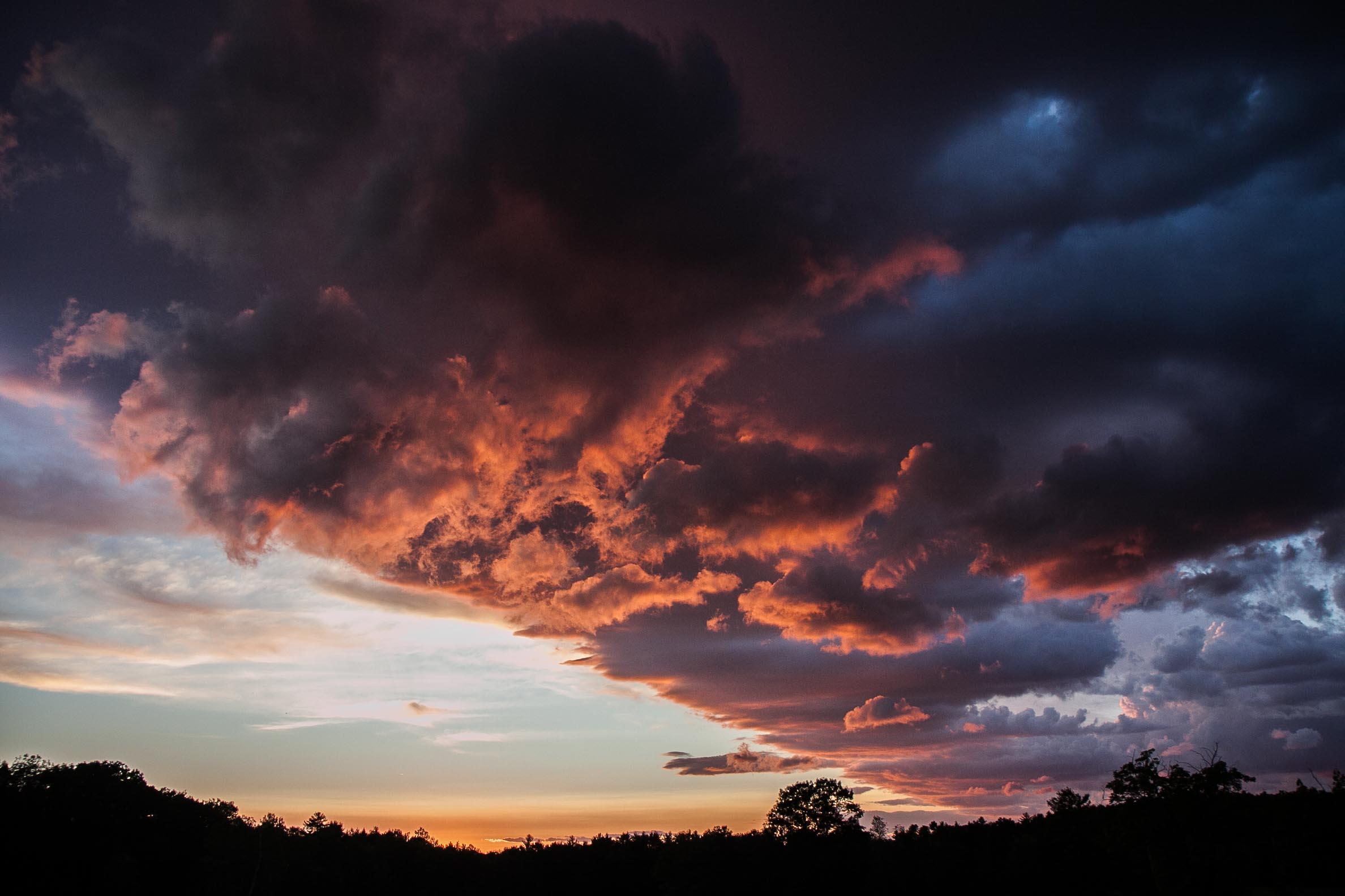 2014 Sunset on Rte 9 10-1.jpg