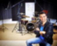 Online drum tracks