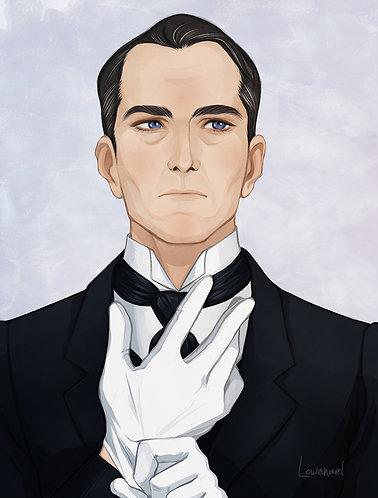 Portrait Edward Bridges