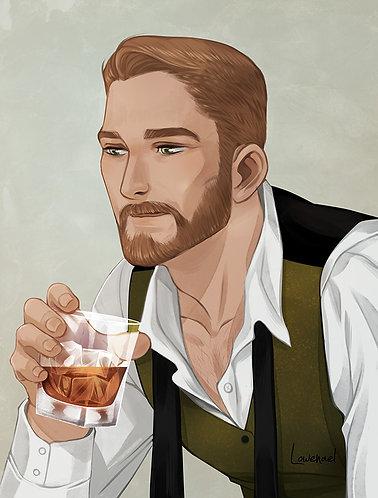 Portrait Warren Crowley