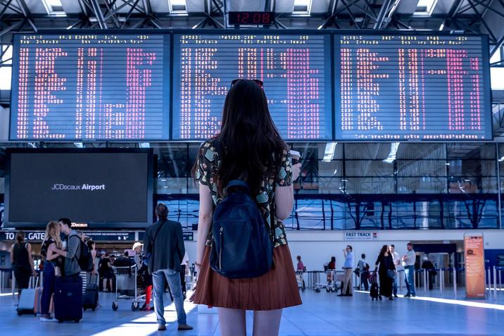 Viajando sozinho