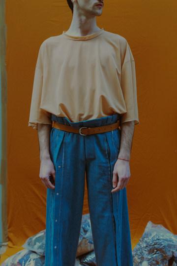 fasion mode homme paris designer art street model gaelle dechery