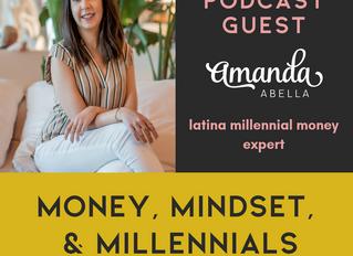 Money, Mindset, and Millennials with Amanda Abella | LegendVest Podcast Interview