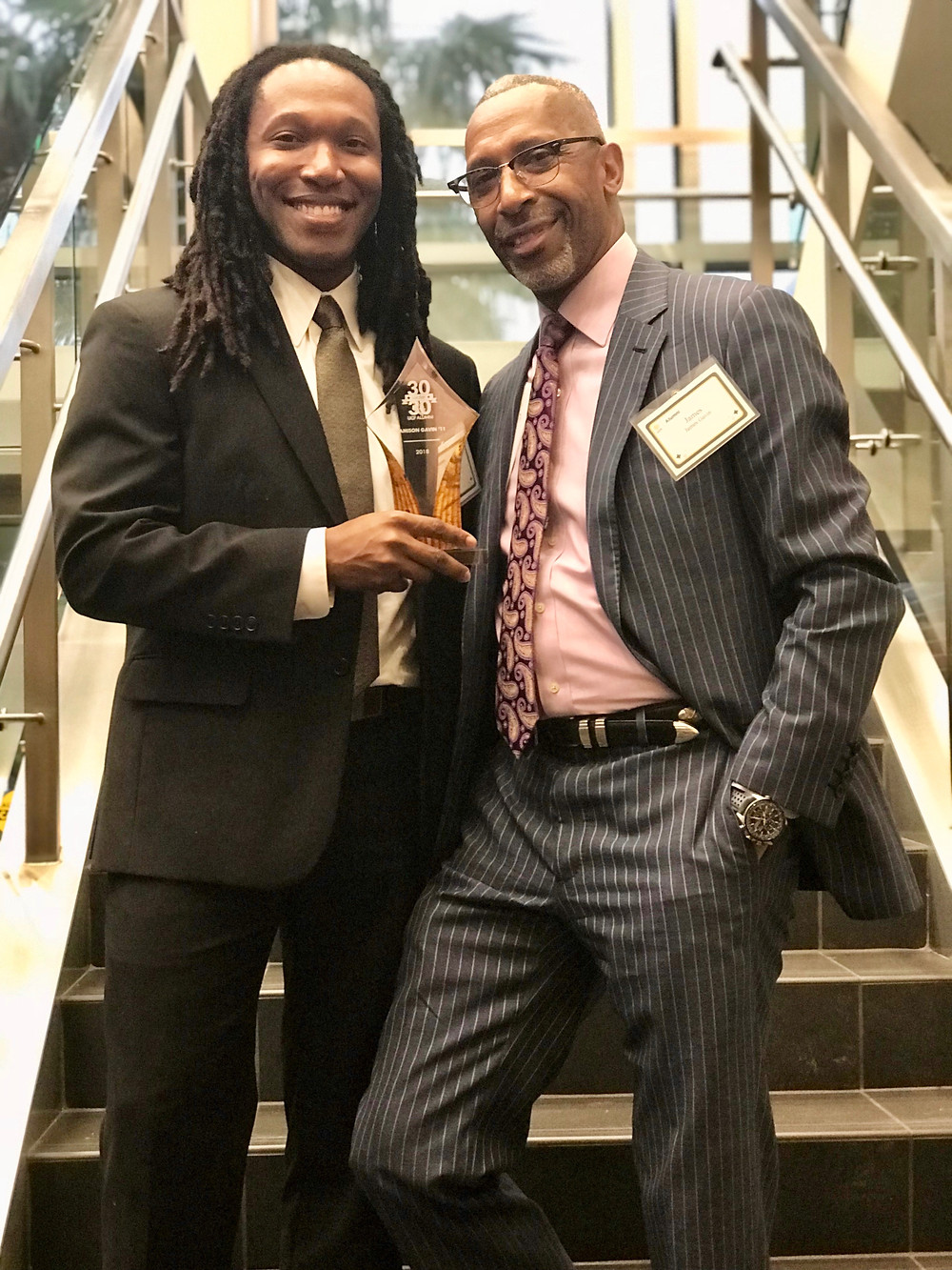 Jamison Gavin and James Gavin UCF Award