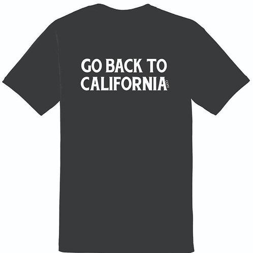 Original Go Back To California Tee