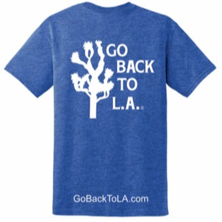 Blue Go Back To L.A. Swag Pack