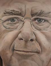 gerhard richter 180 x 140 cm oil on canvas