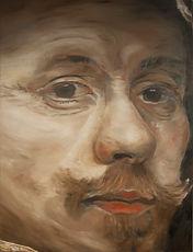 rembrandt van rhijn 180 x 140 cm öl auf leinwand