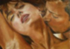 Kiss_me_100_x_140_cm_öl_auf_leinwand